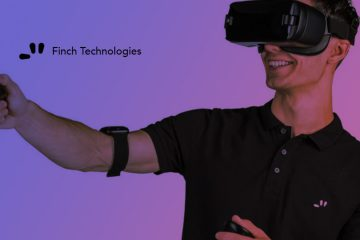 Finchshift Controllers Deliver New Degrees of Interaction in Virtual Reality