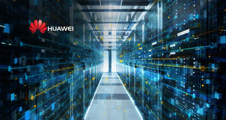 Huawei Releases Industry's First Data Center Switch Built for the AI Era: CloudEngine 16800