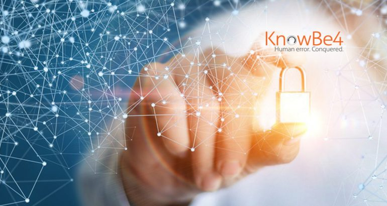 KnowBe4 Commended by Frost & Sullivan for Helping Enterprises Thwart Phishing Attacks with Its Cybersecurity Awareness Training and Simulated Phishing Platform
