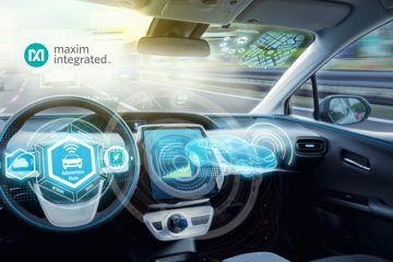 Maxim's Highly Integrated, Single-Chip Security Solutions Offer Simple Implementation While Safeguarding Sensitive IoT Data