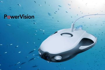 PowerVision's Marine Drone the PowerDolphin Is Set to Make a Splash at CES 2019.