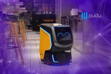 PuduTech Debuts HOLABOT at CES 2019, Opening a New Era for Delivery Robots