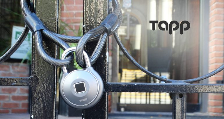 Tapplock Named as CES 2019 Innovation Awards Honoree