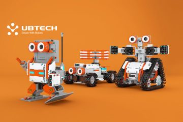 Experience the Future of Robotics and AI with UBTECH at CES 2019