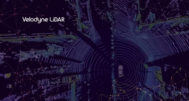 Velodyne Lidar Showcases a Wide Array of Never-Before-Seen Products at CES