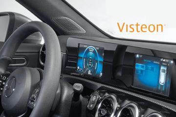 Visteon Showcases Smart, Learning Digital Cockpit of the Future