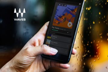 Waves Continues to Lead the Digital Audio Processing Market for Smart Communication Devices Through New Technology Partnerships