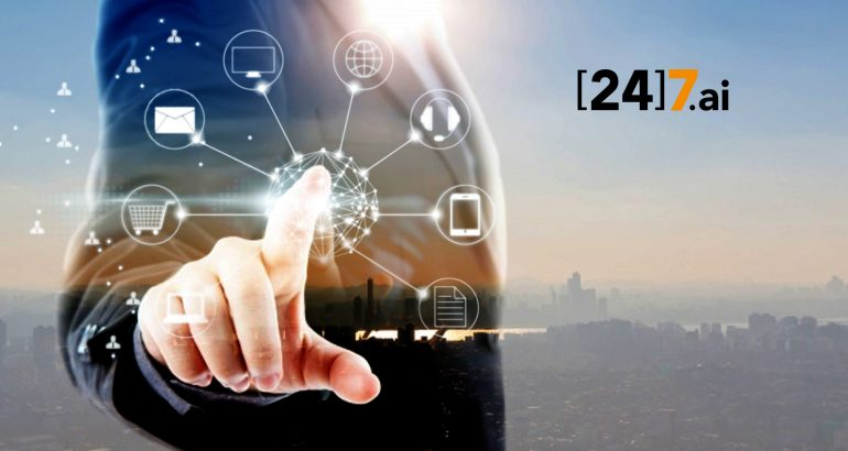 [24]7.ai Appoints Digital Transformation Expert as Chief Operating Officer