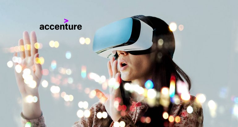 Accenture Wins GLOMO Award for Virtual Reality Mobile Application