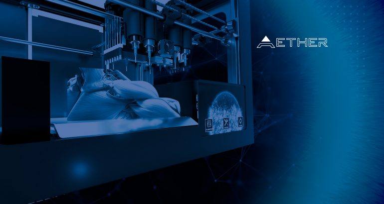 Aether and Procter & Gamble Begin 3D Printing and AI Development Project