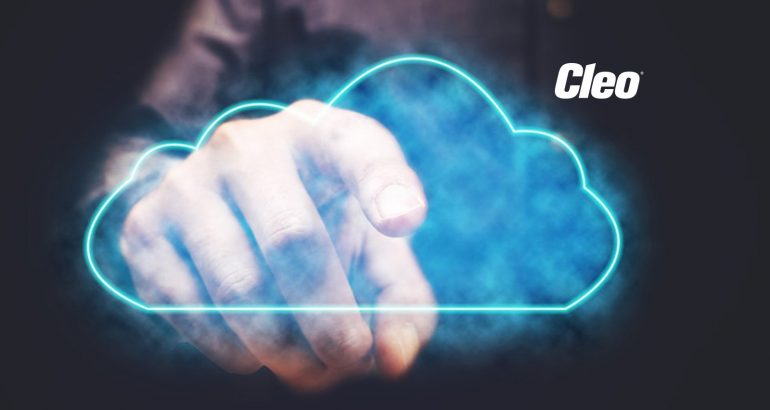 Cleo's Rapid Growth Continues as Demand for Innovative Cloud and Ecosystem Integration Technology Increases