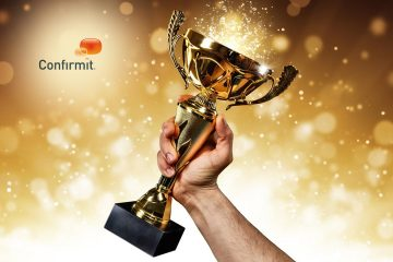 Confirmit Wins Gold Stevie Award for Business Intelligence Solutions