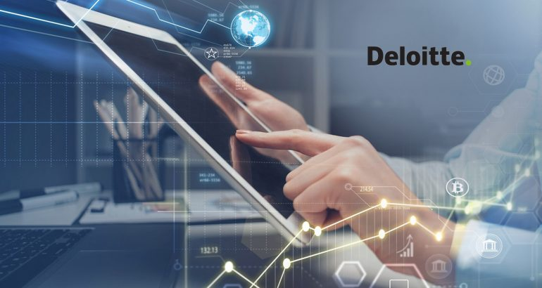 """Deloitte Launches """"Reimagine Risk Sensing"""" Built on SAP Cloud Platform and Powered by SAP Leonardo for Controllers and Their Teams"""