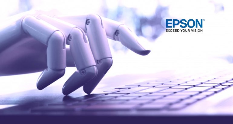 """Epson Robots Named """"First Team Honoree"""" in the Eighth Annual """"Leadership in Automation"""" Awards"""