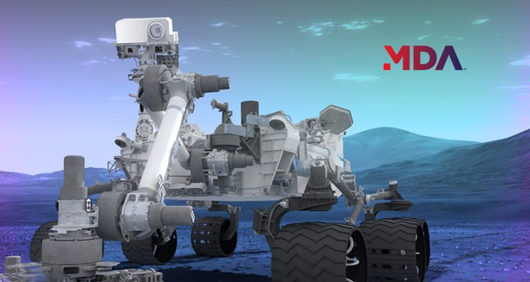 Maxar Technologies' MDA supports FIRST Robotics Canada with $50,000 Gold-Level Sponsorship