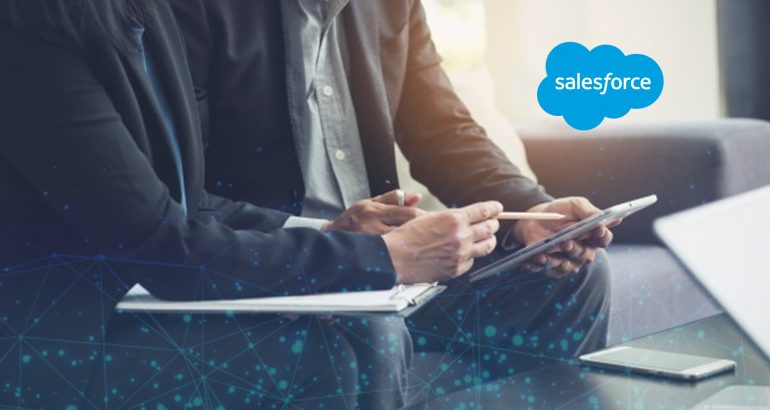 Salesforce Chairman And Co-CEO Marc Benioff To Speak At The 2019 Goldman Sachs Technology And Internet Conference
