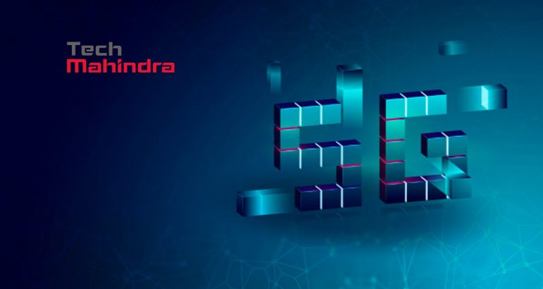 """Tech Mahindra Launches """"NetOps.ai"""" to Accelerate 5G Adoption for Communication Service Providers"""