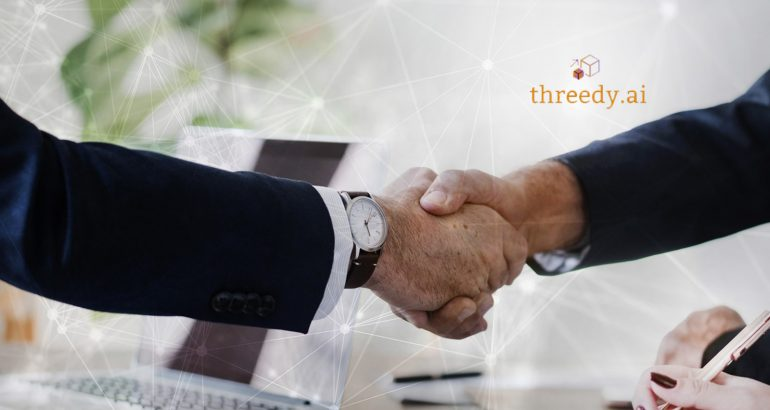 Threedy.ai Announces Partnership with LivingStyle, Inc. to Enable 3D Experiences for Major Brands