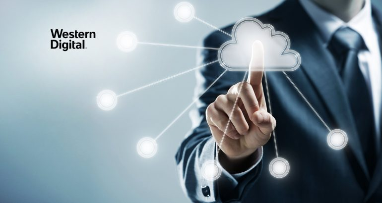 Western Digital and Veeam Streamline Data Backup and Recovery for Scale-Out Hybrid Cloud Environments