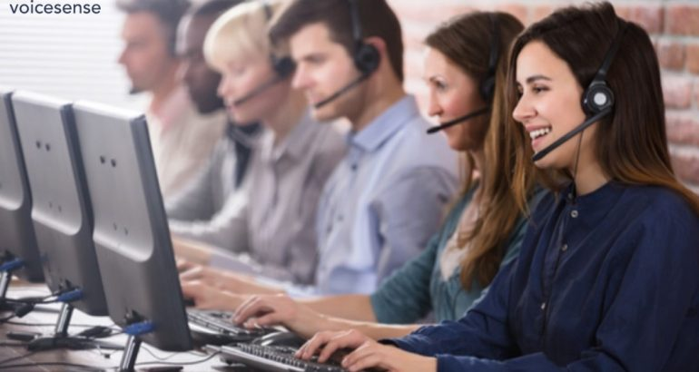Voicesense Unveils AI-Based Predictive Analytics Offering to Boost Sales and Retention at Call Centers