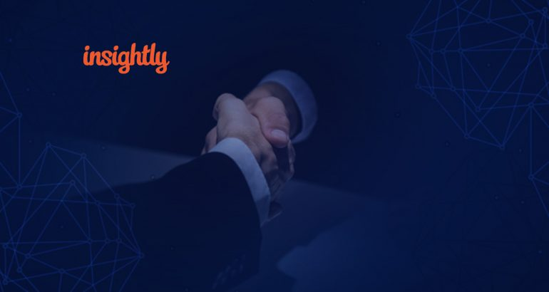 Insightly Extends Its Industry Leading CRM with New Territory Visualization, Analytics, and Pricing and Quoting