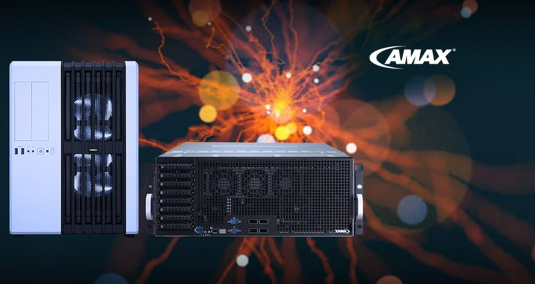 AMAX Launches Next Generation of NVIDIA-Powered Deep Learning and Data Analytics Compute PlatformsAMAX Launches Next Generation of NVIDIA-Powered Deep Learning and Data Analytics Compute Platforms