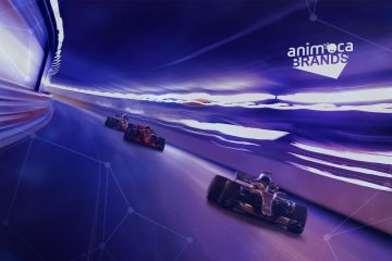 "Animoca Brands Partners with Formula 1 to Develop ""F1 Delta Time"" Blockchain Game"