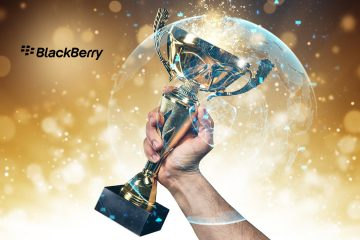 BlackBerry Cylance Wins Cybersecurity Excellence Awards in Five Categories