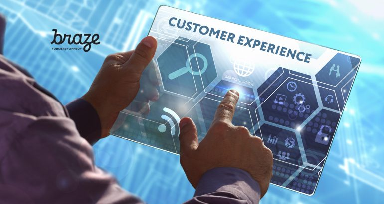 Braze Achieves AWS Digital Customer Experience Competency Status
