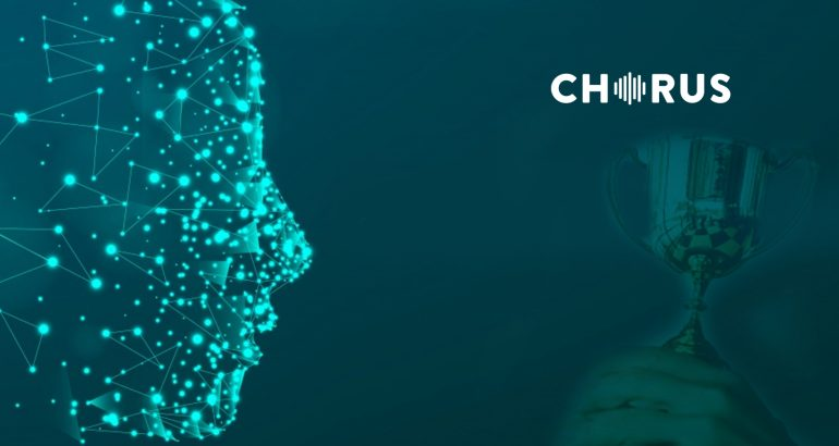 Chorus.ai Named Finalist in 2019 AI Excellence Awards