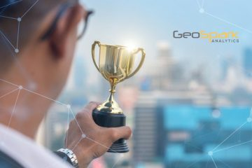 GeoSpark Analytics Awarded Innovation Research Award to Bring Hyperion to Air Operations Centers
