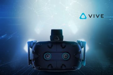 HTC VIVE Pro Eye Announced as Preferred VR Headset for NVIDIA VRS
