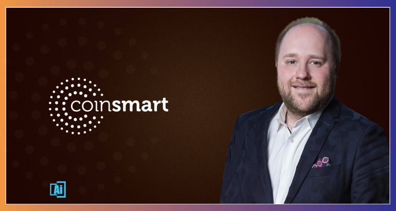AiThority Interview Series with Justin Hartzman, CEO of CoinSmart