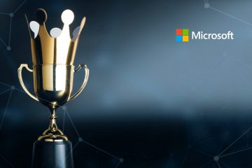 Microsoft Teams Wins Best of Enterprise Connect Overall Award