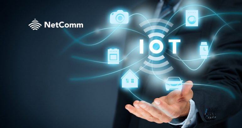 NetComm Launches New Industrial IoT Router to Support Medium Bandwidth Applications