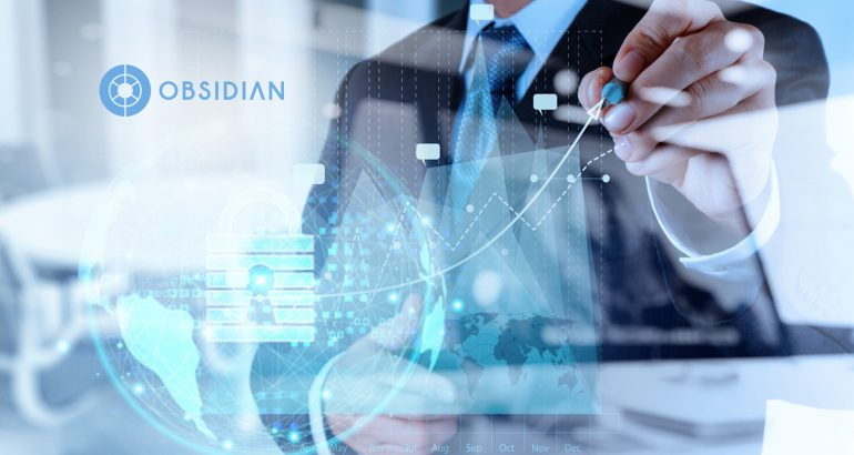 Obsidian Security Announces Industry's First Platform for Intelligent Identity Protection Driven by Machine Learning