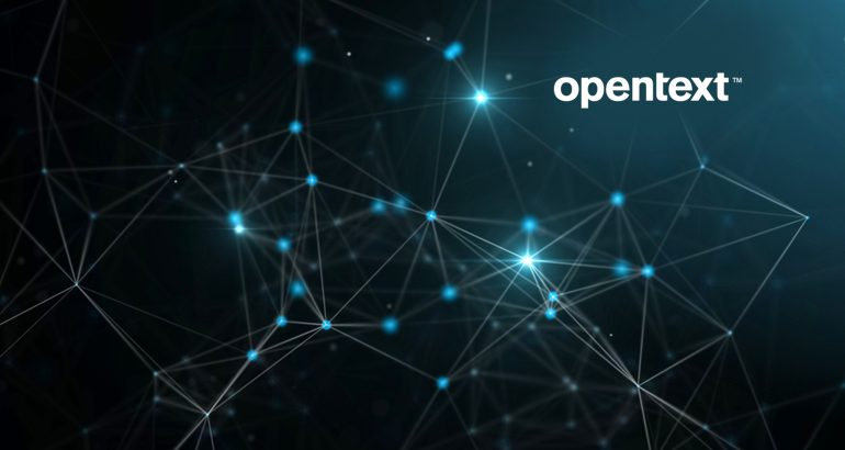 OpenText Showcases How Intelligence, Integration and Automation Drive Innovation in Content Services at AIIM Conference 2019