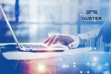 Ouster Announces Significant Lidar Business Milestones, Additional $60 Million Funding, Adds to Board of Directors