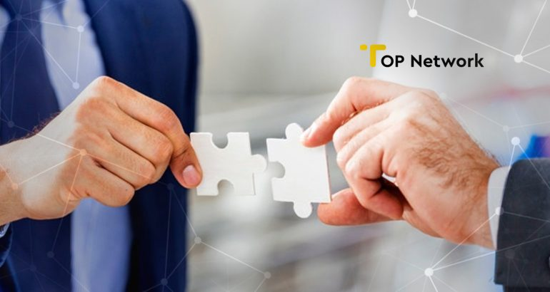 TOP Network Announces Strategic Partnership to Bring 60 Million Users on the Algorand Platform