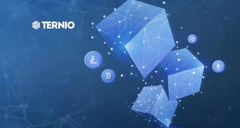 Ternio and Distributed Ledger Inc. Form Joint Venture to Deploy Enterprise Scale Blockchain Solutions Across Media, Banking and Telecom