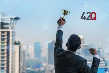 42Q Announces AWS Industrial Software Competency Achievement