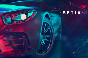 Aptiv/Audi Receives Innovation Partnership Award for Automated Driving Satellite Compute Platform