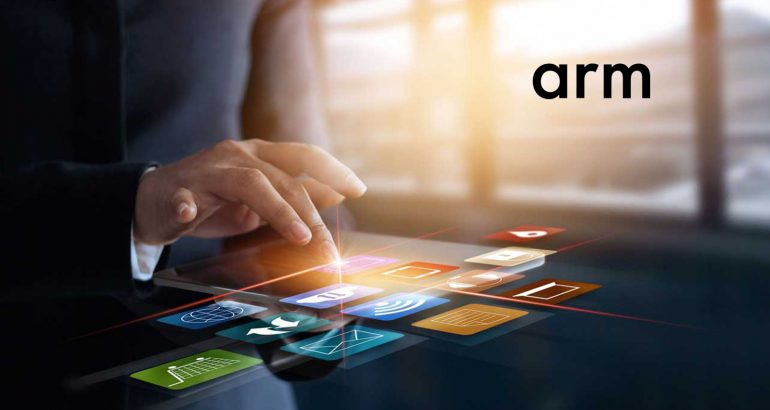 Arm Announces Appointment of Inder Singh as Chief Financial Officer