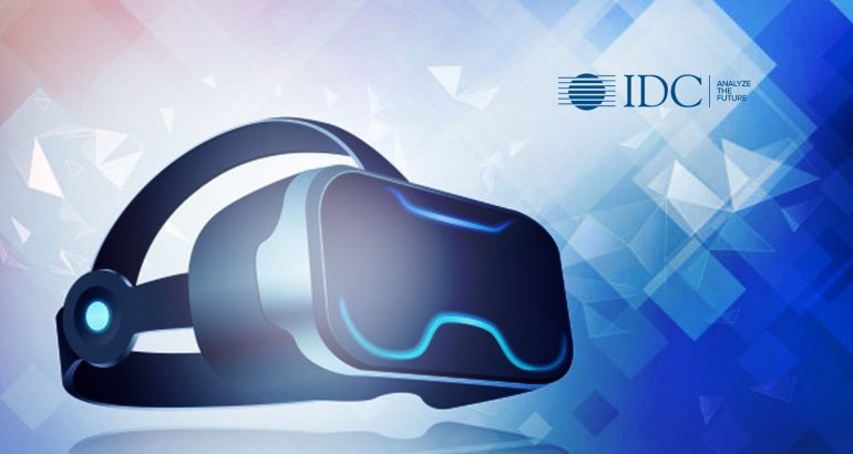 Augmented Reality and Virtual Reality Headsets Poised for Significant Growth, According to IDC