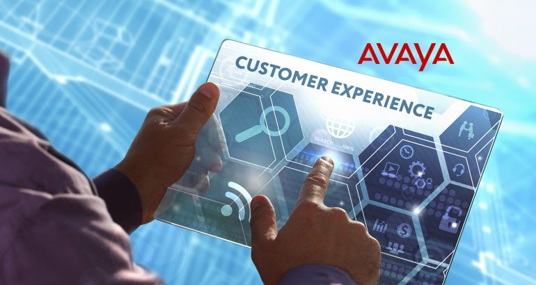 Avaya Taps Nuance to Deliver New, Easy-To-Navigate Conversational Interfaces for AI-Enhanced Customer Experience