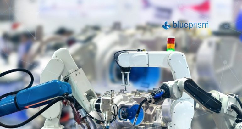 Blue Prism and Bizagi Join Forces to Deliver Intelligent Automation Solutions