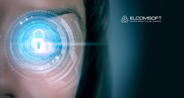 ElcomSoft Improves Full Disk Encryption Workflow, Allows Faster Access to Encrypted Evidence