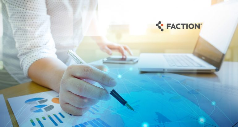 Faction Secures $14 Million for Product Enhancements, Multi-Cloud Services, and Global Expansion