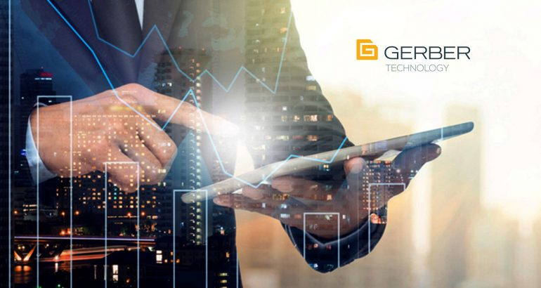 Gerber Empowers Personalization, Showing Game-Changing, End-To-End Solutions with a Factory of the Future at Texprocess