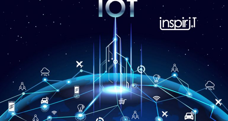 Inspirit IoT Inc. to Participate in Plug and Play's IoT Accelerator